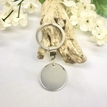 DESIGN YOUR OWN Personalised Keyring