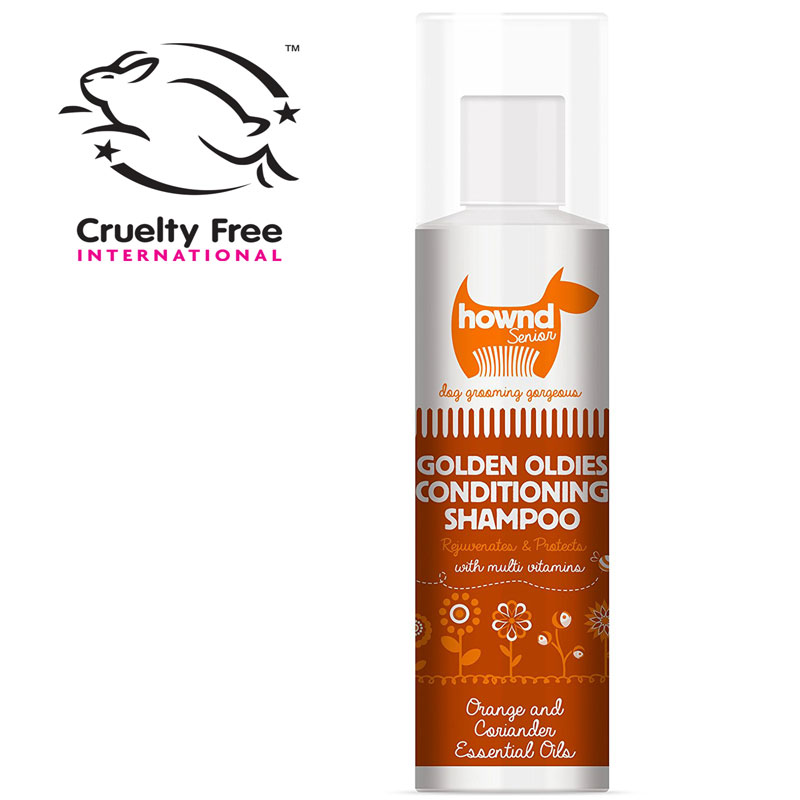 Hownd Golden Oldies Conditioning Shampoo for dogs 250 ml