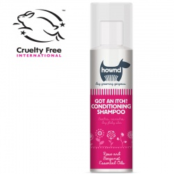 Hownd Got an Itch Conditioning Shampoo for dogs 250 ml